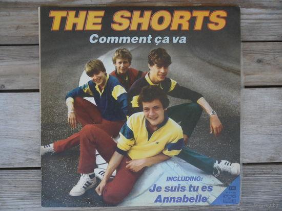The Shorts - Comment ca va - Balkanton, Болгария
