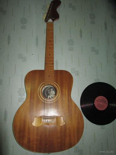 Гитара Oufeus