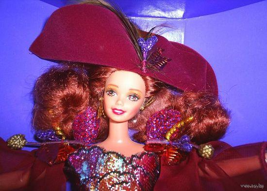 Кукла Барби/Barbie Autumn Glory фирмы Mattel, 1995 г, серия The Enchanted Seasons, лимитированный выпуск.