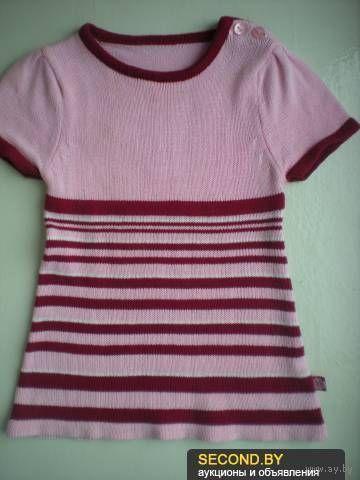 Платье детское с 6 до 18 мес б/у
