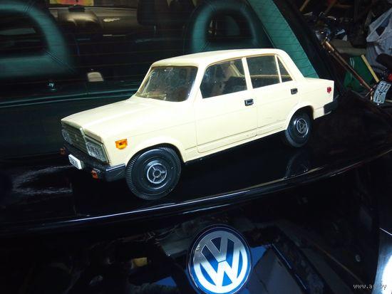 Автомобиль СССР игрушка, редкая, ваз ,с рубля
