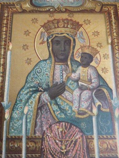 Икона Божией Матери Ченстохова