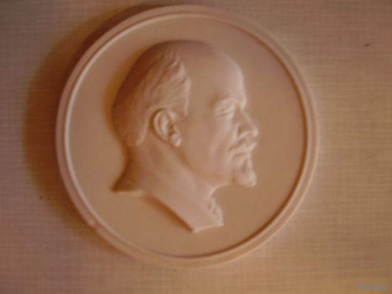 Плакетка Ленин