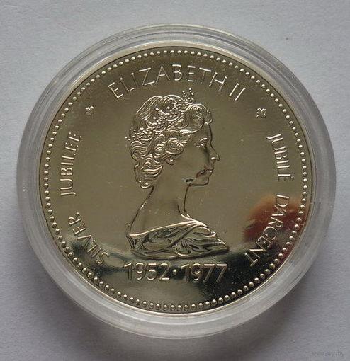 Канада. Доллар  1977г.Серебро.