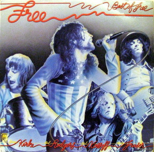 Free - Best Of Free - LP - 1972