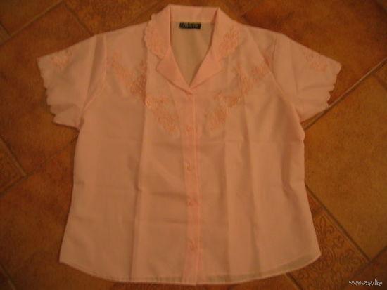 Блузка женская, размер XL (примерно 54)