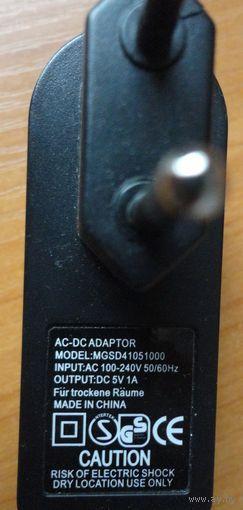 Зарядное 220V-USB ( 1ампер)