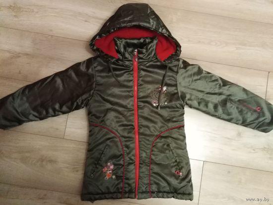 Куртка 104 110 размер