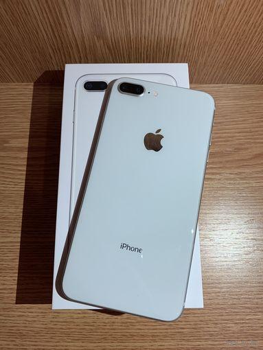 IPhone 8 Plus 64 GB ( серебристый ) ОРИГИНАЛ