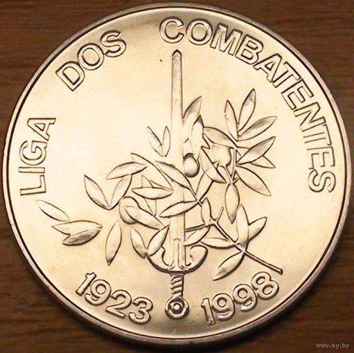 1000 эскудо 1998г. 75-летие Лиги Комбатантов.