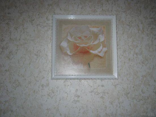 Картина - Цветок любви (отличный символический подарок любимому человеку)