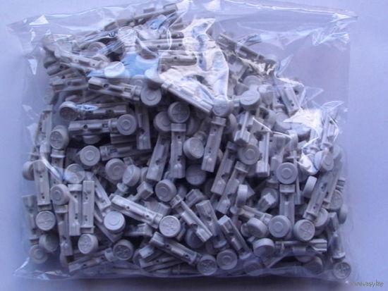 Ланцеты, иголки для прокалывателей 100 шт распродажа