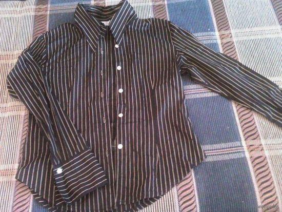 Элегантная деловая блузка