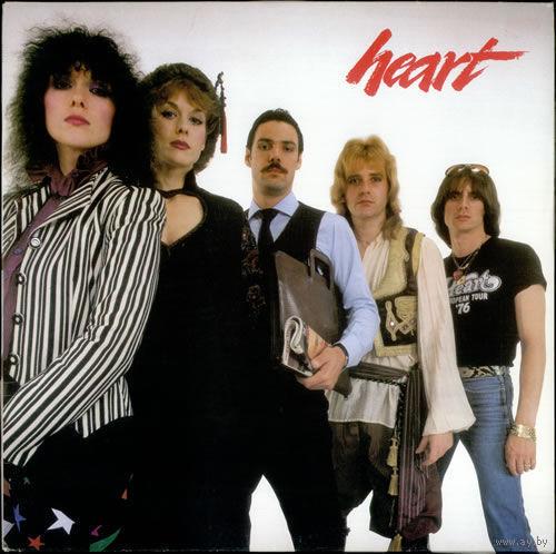2LP Heart - Heart (1981)