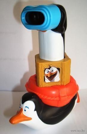 """Пингвин из м/ф """"Пингвины Мадагаскара"""""""