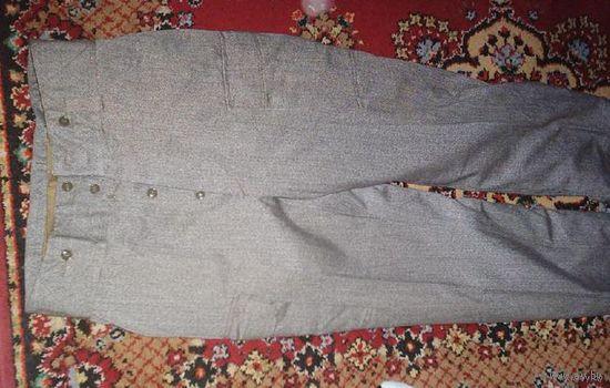 Брюки ватные от костюма-афганки не ношеные