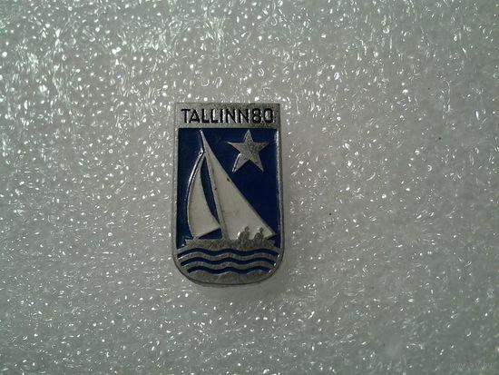 Значок. Таллин 1980