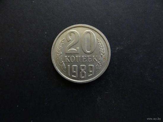 20 КОПЕЕК 1989 СССР (П112)