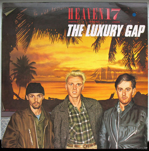 "Heaven 17 ""The Luxury Gap"" LP, 1983"
