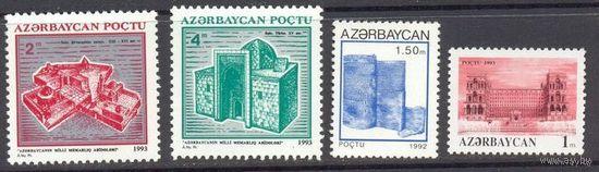 Азербайджан архитектура