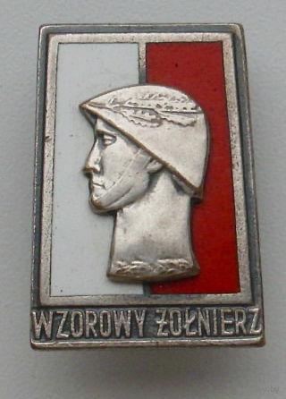 Польский знак.