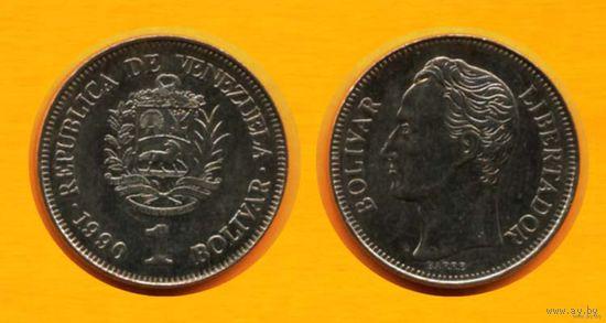 Венесуэла 1 БОЛИВАР 1989г.   распродажа