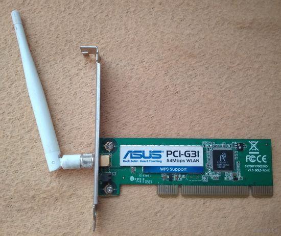 Wi-fi модуль в слот PCI