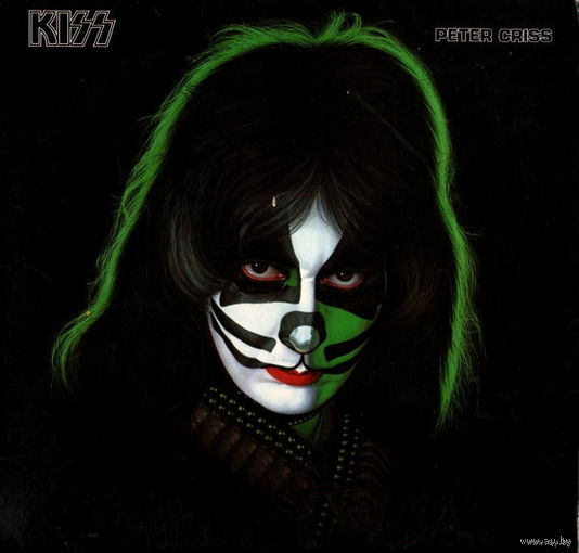 Kiss: Peter Criss - Peter Criss - LP - 1978