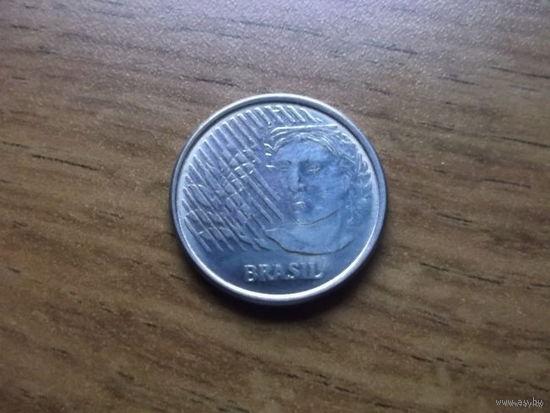 Бразилия 5 centavos 1994
