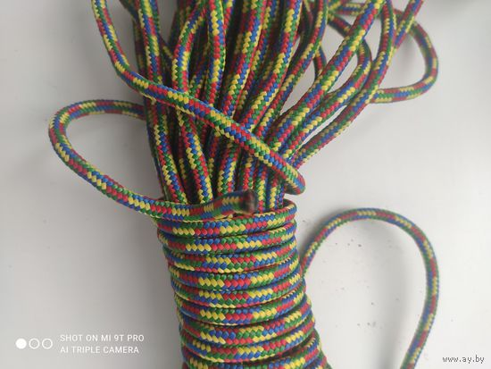 Веревка для поискового магнита с 1 рубля