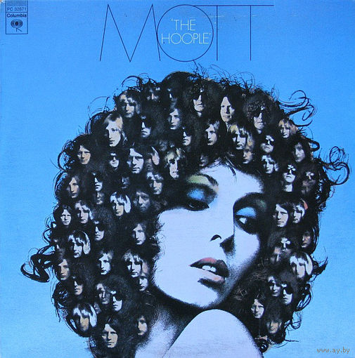 Mott The Hoople - The Hoople - LP - 1974