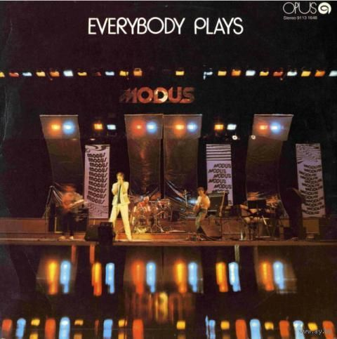 LP Modus - Everybody Plays (1987)