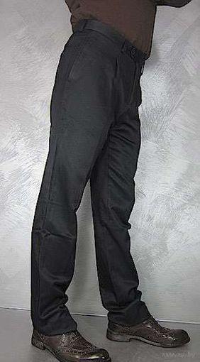 РАСПРОДАЖА!!! СКИДКА 35 %!!! Стильные мужские брюки известного итальянского бренда МОМА, модель Condor Nero Reverse Luxus Edition Exlusive, 100 % оригинальные