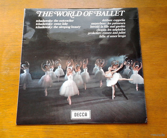The World Of Ballet, LP 1970