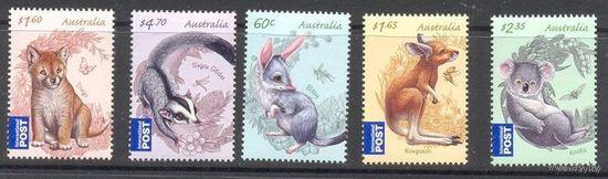 Австралия фауна 2011