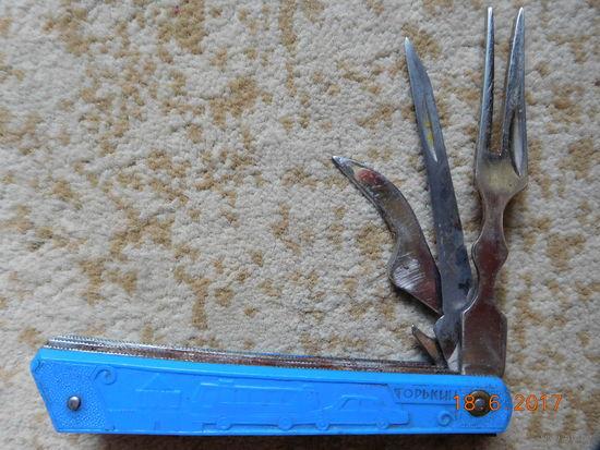 Нож складной СССР Горький