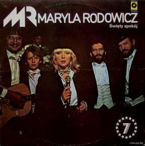 Maryla Rodowicz - Swiety Spokoj - LP - 1982