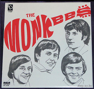 LP The Monkees - The Monkees (1974)