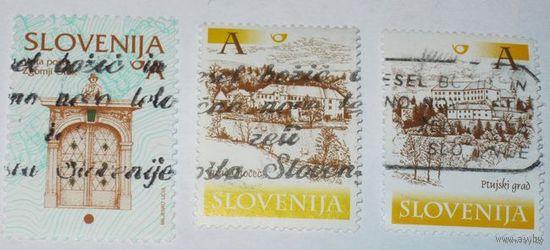 Марки Словения #13