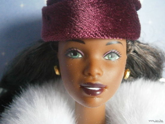 Кукла Barbie 2000 Victorian Ice Skater