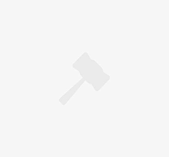 Коллекция 8 фольгированных ёлочных игрушек СССР, картон