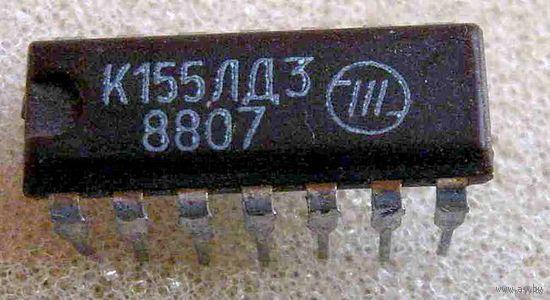 Восьмивходовый расширитель по ИЛИ К155ЛД3