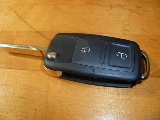 Корпус выкидного ключа VW