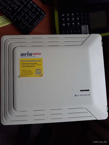 Программируемая Мини АТС Aria SOHO от LG