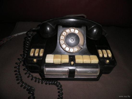 Телефон многоканальный(КГБ,МВД)19 64г