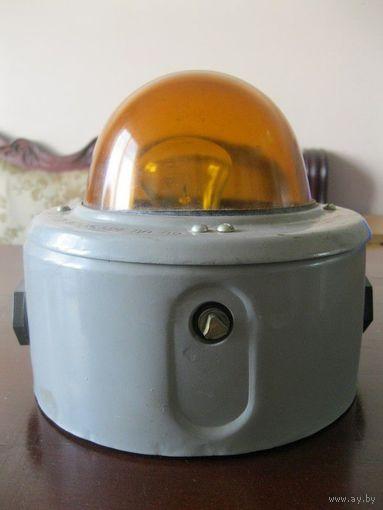 Светофор сигнальный типа СС-56 У2.