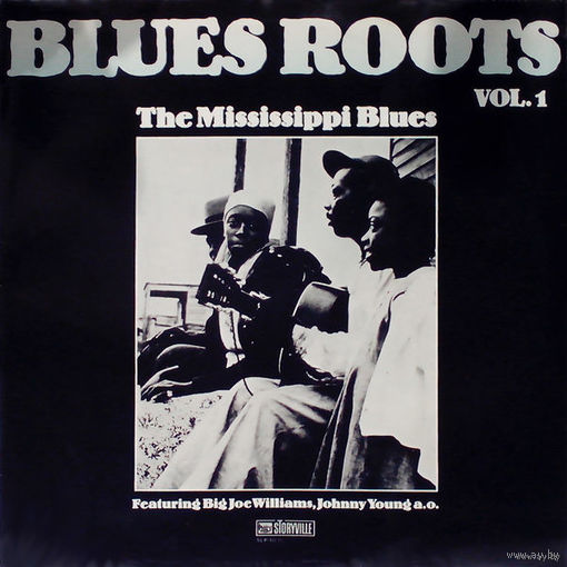 Blues Roots - Vol. 1 - LP