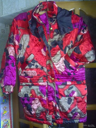Куртка женская утепленная 48 размера