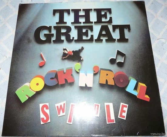 Sex Pistols - The Great Rock 'N' Roll Swindle (2 LP's)