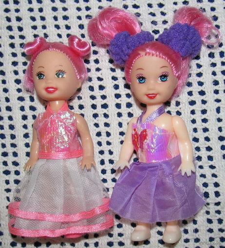 Куклы-подружки(2шт.)